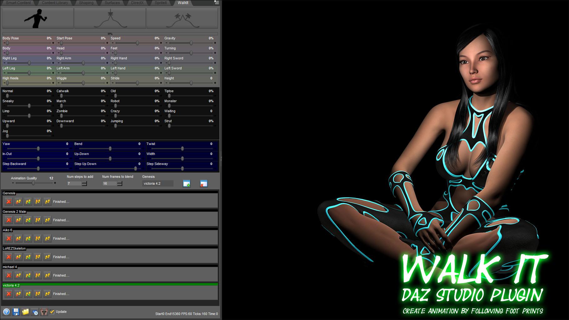 Daz Studio Plugins